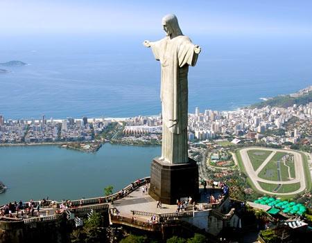 Статуя в Рио