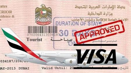 Виза по прилету в ОАЭ для россиян