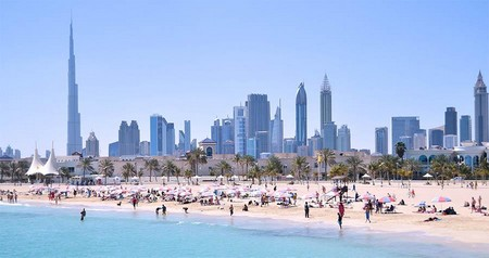 Туристический Дубай