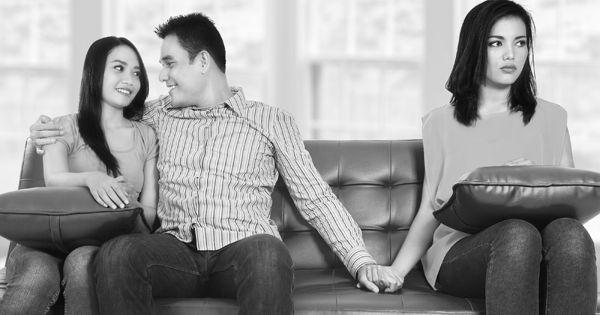 онлайн гадание есть ли у мужа любовница